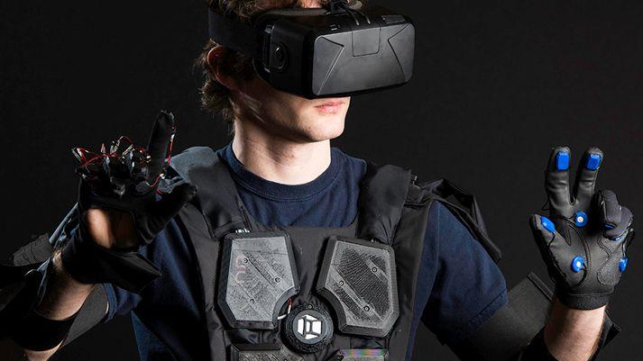 Juegos realidad virtual Navarra