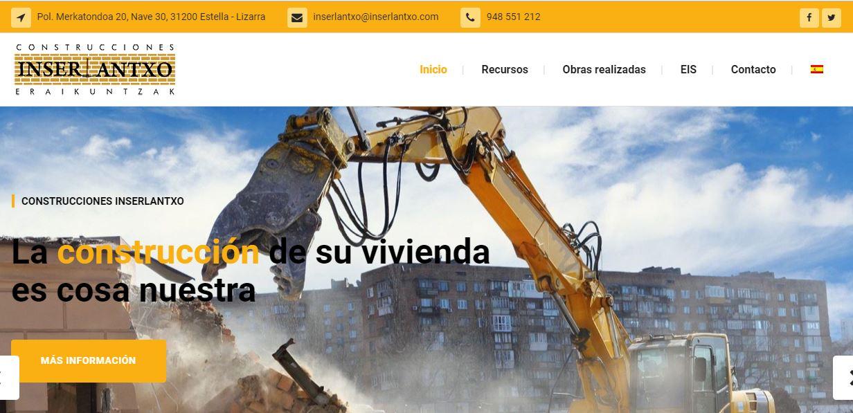 Diseño web Estella